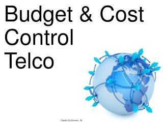 Budget & Cost Control Telco