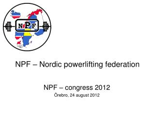 NPF – Nordic powerlifting federation