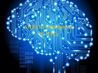Artificial intelligence IN NPCs