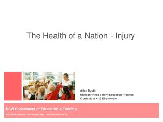 The Health of a Nation - Injury