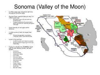 Sonoma (Valley of the Moon)