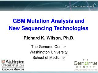 The Genome Center Washington University School of Medicine