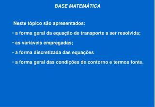 BASE MATEMÁTICA