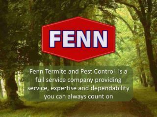 Fenn Termite & Pest Control