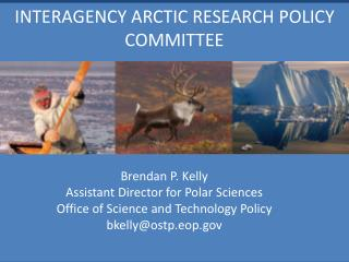 INTERAGENCY ARCTIC RESEARCH POLICY COMMITTEE