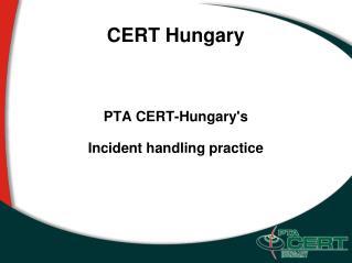 CERT Hungary