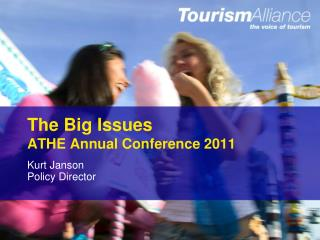 The Big Issues ATHE Annual Conference 2011