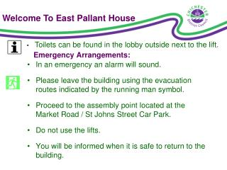 Emergency Arrangements: