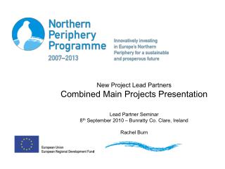 Approved projects by the Programme Monitoring Committee