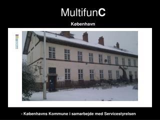 - K�benhavns Kommune i samarbejde med Servicestyrelsen