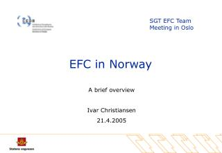 EFC in Norway