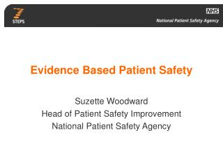 Evidence Based Patient Safety