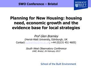 SWO Conference – Bristol