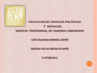 FA       FACULTAD  DE CIENCIAS POLÍTICAS          Y  SOCIALES.