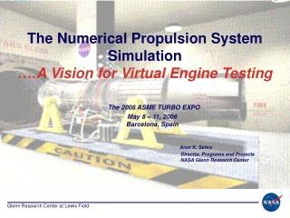 The NPSS Vision