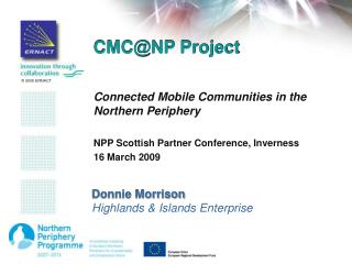CMC@NP Project