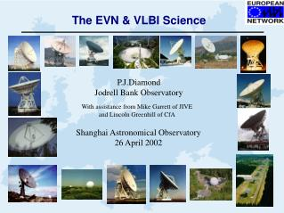 The EVN & VLBI Science