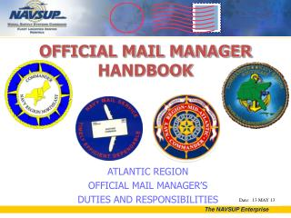 OFFICIAL MAIL MANAGER HANDBOOK