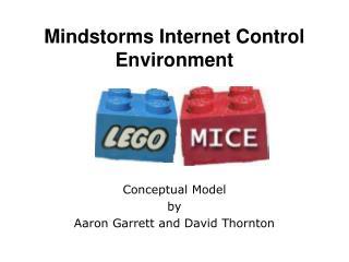 Mindstorms Internet Control Environment