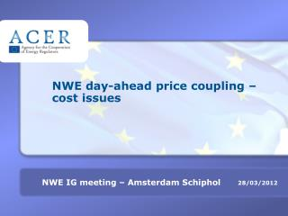 NWE day-ahead price coupling – cost issues