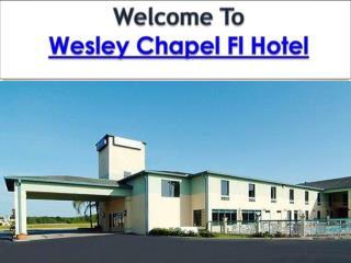 Wesley Chapel Fl Hotel