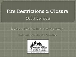 Northern Rockies Coordinating Group