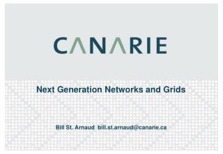 Next Generation Networks and Grids