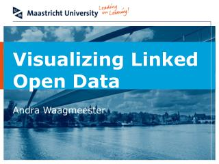 Visualizing Linked Open Data