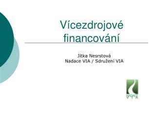 Vícezdrojové financování