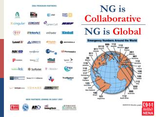 NG is  Collaborative NG is  Global