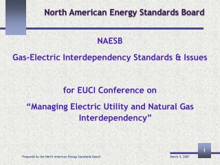 North American Energy Standards Board