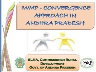 SLNA, Commissioner Rural Development Govt. of Andhra Pradesh