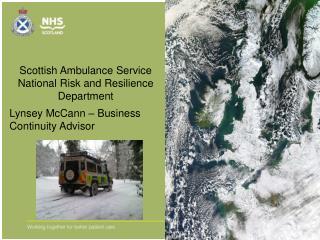Lynsey McCann – Business Continuity Advisor