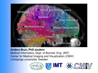 Manifold Learning – from Brain Visualization to Advanced Image Processing