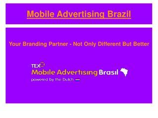 Mobile Advetising Brazil