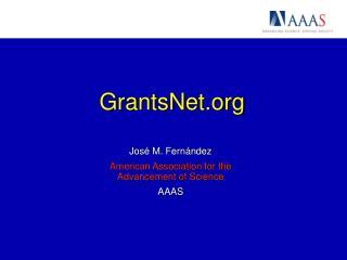 GrantsNet