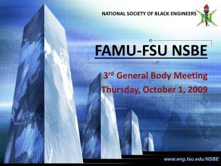 FAMU-FSU NSBE