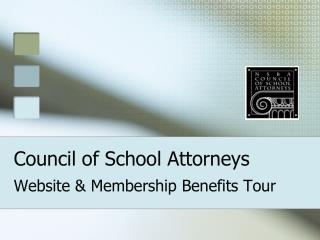 Council of School Attorneys