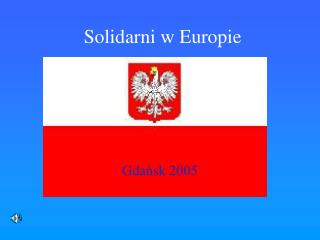 Solidarni w Europie