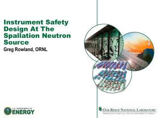 Instrument Safety Design At The Spallation Neutron Source