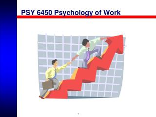 PSY 6450 Psychology of Work