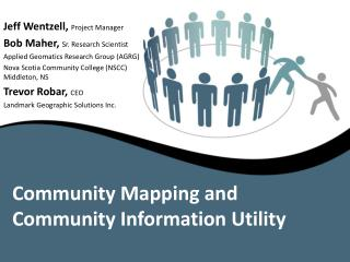 Community Mapping and Community Information Utility