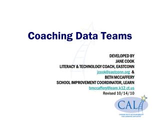 Coaching Data Teams