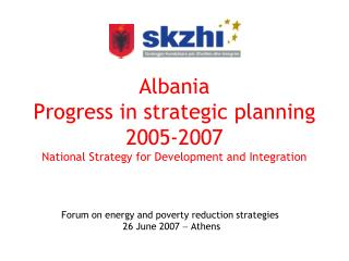 Forum on energy and poverty reduction strategies   26 June 2007    Athens