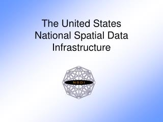 The United States  National Spatial Data Infrastructure
