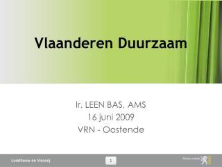 Vlaanderen Duurzaam