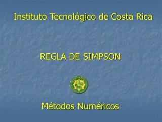 Instituto Tecnol�gico de Costa Rica