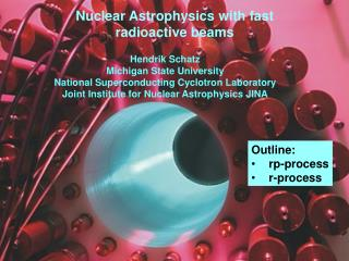 Nuclear Astrophysics with fast radioactive beams