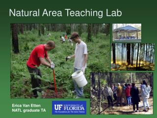 Natural Area Teaching Lab