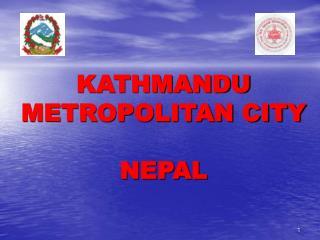 KATHMANDU METROPOLITAN CITY NEPAL